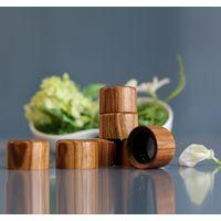 cosmestic wood caps
