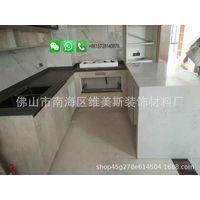 Foshan Weimeisi Derco Natural marble countertops for Kitchen Island