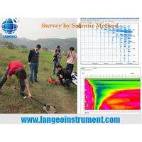 LANGEO WZG-6B/12A MASW Seismography