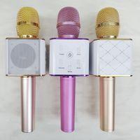 KTV Karaoke Handheld Bluetooth Microphone
