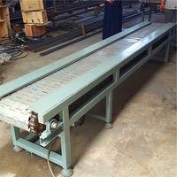 High speed silent chain conveyor