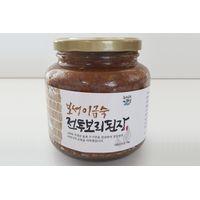 Boseung Keum sook Lee traditional barley soybean paste