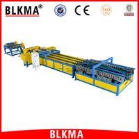 China rectangular hvac duct forming machine to make air duct pipe
