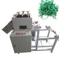 Crinkle paper cut machine paper shredded machine paper filler shredding machine