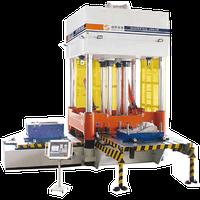 High-Precision Die Spotting Machine JM Series
