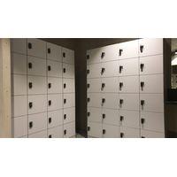 hostel plastic ABS locker