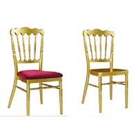 Napoleon chair wedding rental chair