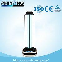 health care mobile gerimicidal ultraviolet air sterilizer for pet center