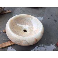 pink onyx sinks, onyx bathroom basin onyx vessel sinks