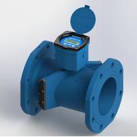 T3-1 Dual-channel Digital Ultrasonic Water Meter