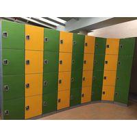 school bag plastic ABS locker