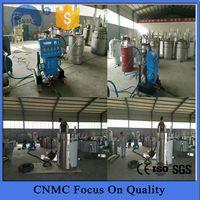 China spray foam rigs anticorrosion polyurea machine