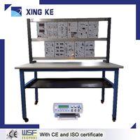 Basic electrical/electronic circuit training equipment XK-DZ201