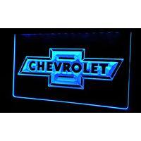 LS064-b CHEVROLET Neon Light Sign