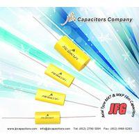 JFGC--Axial Metallized Polypropylene Film Capacitor (CYCLOIDAL)
