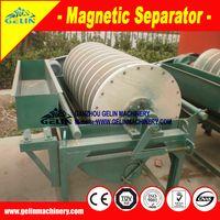 Magnetic iron ore processing equipment-magnetic separator