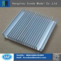 Custom cnc lathe machined aluminum parts