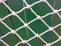 Kapron net for safe construction, transportation.