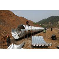 Metal Corrugated Culvert Pipe Prices
