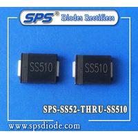 SPS 5A 20V 100V SKY SMD Diodes SS52 SS54 SS56 SS58 SS510 SMC Package