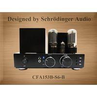 6L6 Compact Vacuum Tube Bluetooth Amplifier