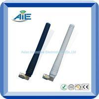 2.4G whip straight rubber antenna