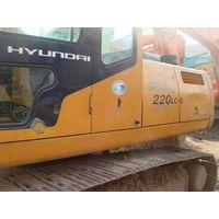 Used Hyundai 130W-5 225LC-5 220LC-5 Excavators