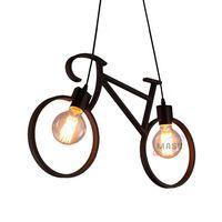 Hotsale 2019 bicycle light led lamp bike hanging pendant lighting