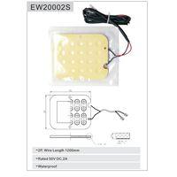 EW20002S Seat Switch Sensor Seat Part Automatic Braking Sensor Forklift Part