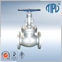 A890 Grade 4A/5A/6A flanged globe valve
