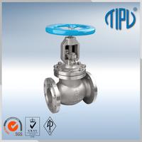 LCC/LCB/LC1/LC2/LC3/LC4 flanged globe valve