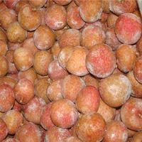 frozen lychee unpeeled