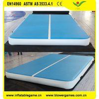 High quality bouncy air track gym mat
