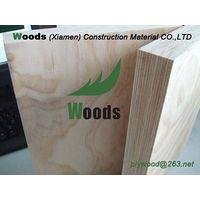 Softwood Scaffolding Plank (Pine LVL Wood)