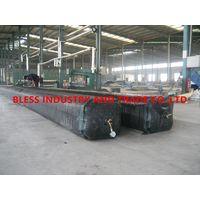 culvert rubber air bag /rubber balloon for drain/sewer making