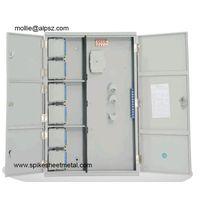 Triple play optical fiber distribution box