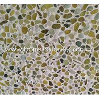 Terrazzo pebble