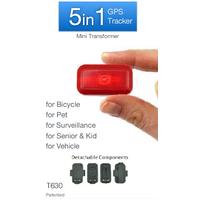 T630 5in1 Mini Universal GPS tracker