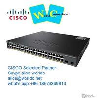 Cisco 2960S 48 10/100/1000 Ethernet Ports POE LAN Base switch WS-C2960S-48FPD-L