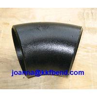 carobn steel 45 Degree LR Elbow
