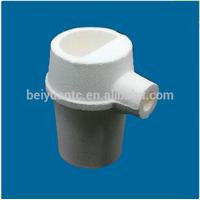 Dental Lab ceramic crucible for melting dental alloys
