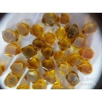 Wholesale HPHT Yellow Mono crystal Diamond for diamond cutting tools