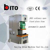 JH21 pneumatic punching machine