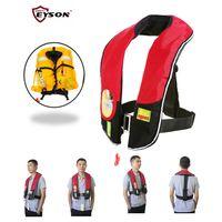 Neck type fashionabale inflatable life jacket
