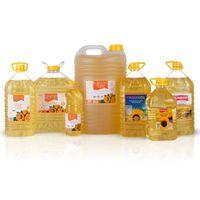 Sunflower oil with defoamer, frying. 25 liter bottle