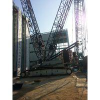 Demag 600 ton crawler crane