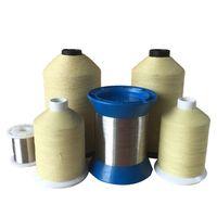 Coated Stainless Steel Aramid Thread