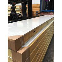 metal surface PU sandwich panel