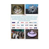 Hagglunds Viking Hydraulic Motors