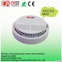 HOT Sale Fire Alarm Detector Wireless Smoke Alarm